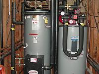 propane hot water tank and solartank.JPG
